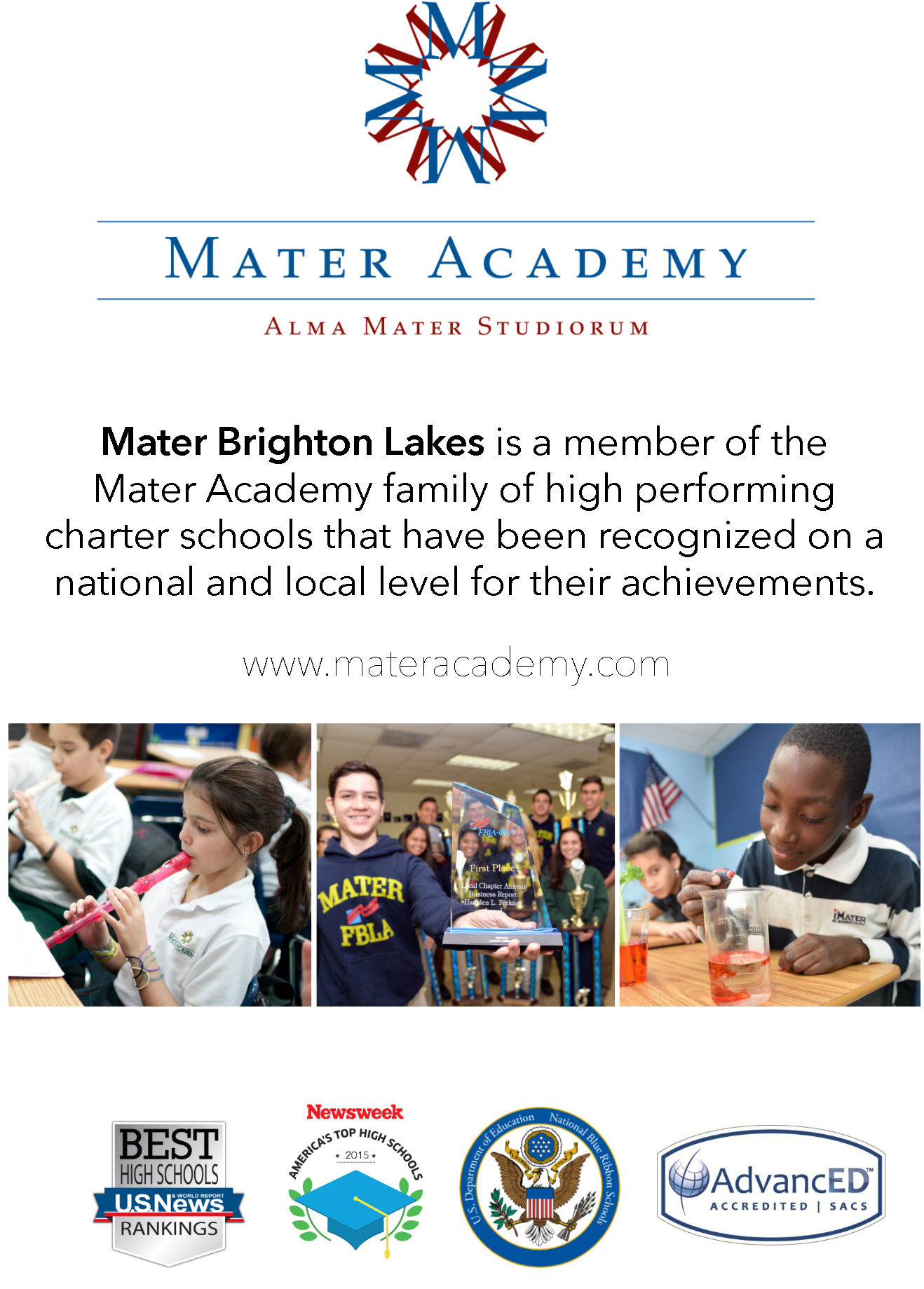 Mater Brighton Lakes Academy